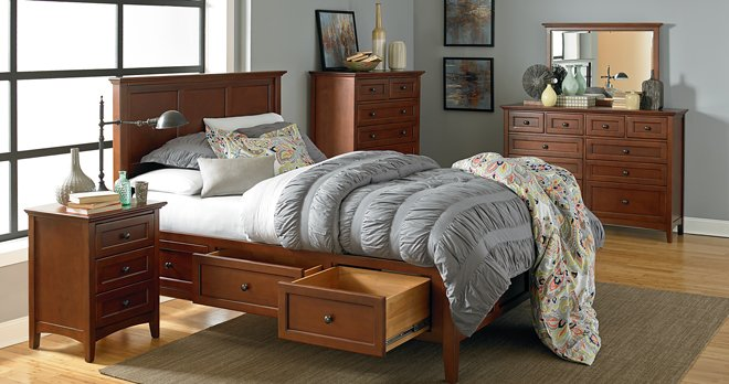 Hoot Judkins Local Solid Wood Bedroom Furniture Store