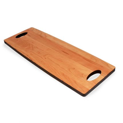 Jk Adams Solid Cherry Wood Cheese Board